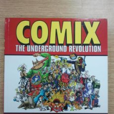 Cómics: COMIX THE UNDERGROUND REVOLUTION. Lote 36580633