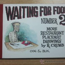 Cómics: WAITING FOR FOOD NUMBER 2. Lote 36580697