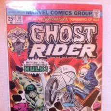 Cómics: GHOST RIDER (1973 1ST SERIES) #10. Lote 156335948