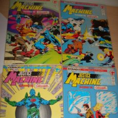 Cómics: JUSTICE MACHINE FEATURING THE ELEMENTALS (COMICO, 1986). Lote 36610467