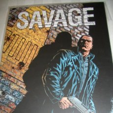 Cómics: SAVAGE TPB: THE GUV'NOR (2000 AD). Lote 36660988