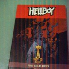 Cómics: HELLBOY. THE WILD HUNT - MIKE MIGNOLA / DUNCAN FEGREDO EN INGLÉS.. Lote 43960064