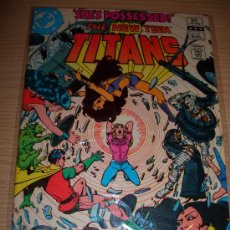 Cómics: THE NEW TEEN TITANS #17 (DC COMICS, 1982). Lote 36784980