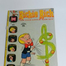 Cómics: RICHIE RICH #114 HARVEY COMICS CGC 9.6 MAY 72 YO-YO TRICK. Lote 36798377