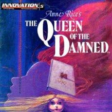 QUEEN OF THE DAMNED # 5 (Innovation,1992) - ANNE RICE - REINA DE LOS CONDENADOS