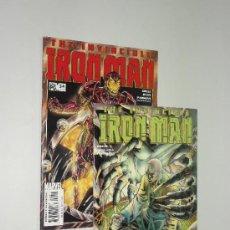 Cómics: THE INVINCIBLE IRON MAN VOL. 3 NºS 53 Y 54 - MARVEL COMIC USA - EN INGLES. Lote 36923156