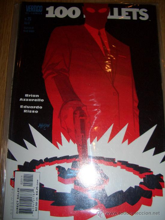 100 BULLETS #25 (DC - VERTIGO, 2001) (Tebeos y Comics - Comics Lengua Extranjera - Comics USA)