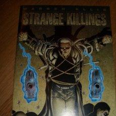 Cómics: STRANGE KILLINGS #2A (AVATAR PRESS). Lote 36904588