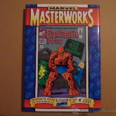 Cómics: MARVEL MASTERWORKS. FANTASTIC FOUR 51 - 60 & ANNUAL Nº 4. STAN LEE & JACK KIRBY.. Lote 36961449