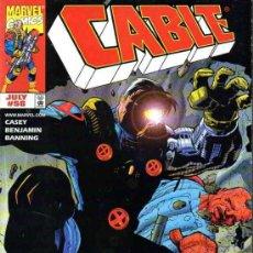 Cómics: CABLE VOL.1 # 56 (MARVEL,1998) - JOE CASEY. Lote 37150540