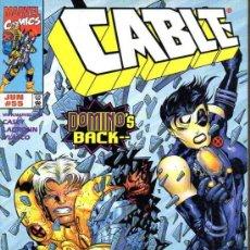 Cómics: CABLE VOL.1 # 55 (MARVEL,1998) - JOE CASEY - LADRONN. Lote 37150574