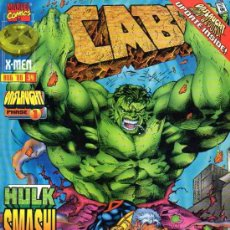Cómics: CABLE VOL.1 # 34 (MARVEL,1996) - JEPH LOEB - HULK. Lote 37150882