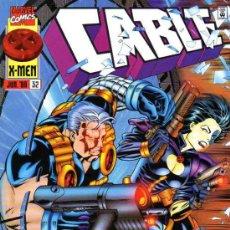 Cómics: CABLE VOL.1 # 32 (MARVEL,1996) - JEPH LOEB. Lote 37150971