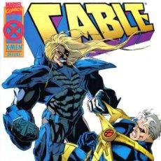 Cómics: CABLE VOL.1 # 19 (MARVEL,1995) - JEPH LOEB. Lote 37151229