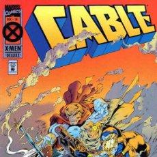 Cómics: CABLE VOL.1 # 18 (MARVEL,1994) - JEPH LOEB. Lote 37151255