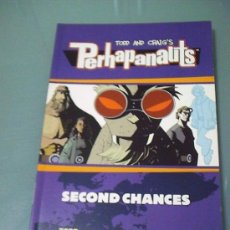Cómics: THE PERHAPANAUTS. SECOND CHANCES. EN INGLÉS.. Lote 37663976