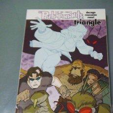 Cómics: THE PERHAPANAUTS. TRIANGLE. EN INGLÉS.. Lote 37663985