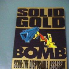 Cómics: SOLID GOLD BOMB. EN INGLÉS.. Lote 37664081