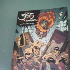 Cómics: 365 SAMURAI - JEAN PHILIPPE KALONJI. EN INGLÉS.. Lote 37664152