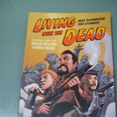 Cómics: LIVING WITH THE DEAD - MIKE RICHARDSON / BEN STENBECK. EN INGLÉS.. Lote 37696185