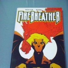 Cómics: FIREBREATHER - HEST. EN INGLÉS.. Lote 37696217