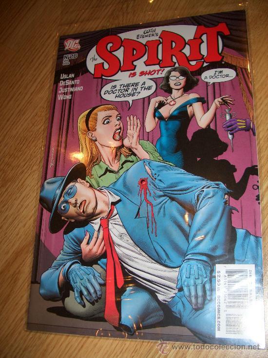 THE SPIRIT #26 (DC COMICS, 2009) (Tebeos y Comics - Comics Lengua Extranjera - Comics USA)