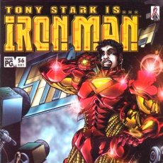 Cómics: IRON MAN #56, MARVEL, 2.002, USA.. Lote 38029620