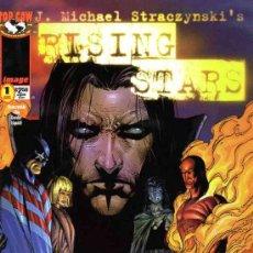 Cómics: COMPLETA - RISING STARS # 1 AL 24 + PRELUDE + 0 + 1/2 (TOP COW,1999) - J. MICHAEL STRACZYNSKI. Lote 38088317