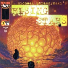 Cómics: RISING STARS # 1 (TOP COW,1999) - WIZARD WORLD VARIANT COVER. Lote 38088781