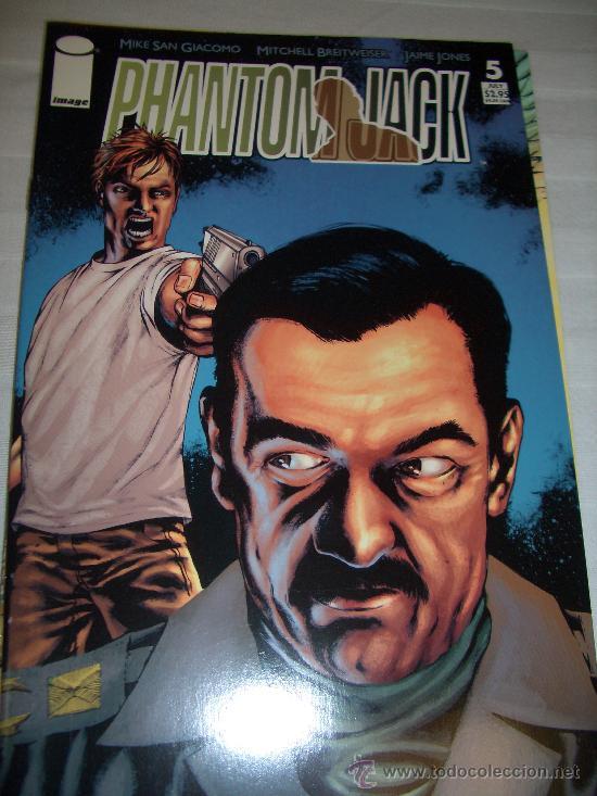 PHANTOM JACK #5 (IMAGE, 2004) (Tebeos y Comics - Comics Lengua Extranjera - Comics USA)