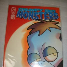 Cómics: GRUMPY OLD MONSTERS #1 (IDW, 2008). Lote 38106603