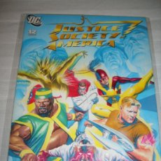 Cómics: JUSTICE SOCIETY OF AMERICA (DC COMICS, 2008). Lote 38218812