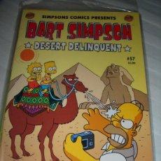 Cómics: BART SIMPSON #57 (BONGO COMICS, 2010). Lote 38229747