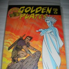 Cómics: THE GOLDEN PLATES #1 (AAA POP, 2004). Lote 38229802
