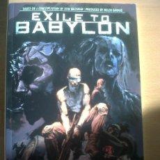 Cómics: EXILE TO BABYLON TPB (DARK HORSE, 2013). Lote 38465527