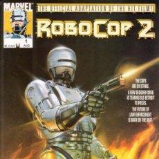 Cómics: ROBOCOP 2 - MAGAZINE FORMAT (MARVEL,1990) - MARK BAGLEY. Lote 38491703