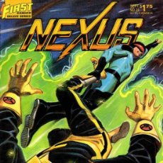 Cómics: NEXUS VOL.2 # 24 (FIRST COMICS,1986) - MIKE BARON - STEVE RUDE. Lote 38515480
