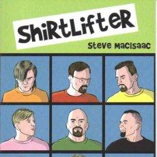 Cómics: SHIRTLIFTER # 2 (DRAWN OUT PRESS,2007) - GAY BEAR - PARA ADULTOS. Lote 38529447