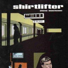 Cómics: SHIRTLIFTER # 1 (DRAWN OUT PRESS,2006) - GAY BEAR - PARA ADULTOS. Lote 38529476