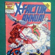 Cómics: X-FACTOR ANNUAL 1 (MARVEL) - 1986. Lote 38782655