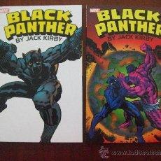 Cómics: BLACK PANTHER JACK KIRBY MARVEL. Lote 113635834