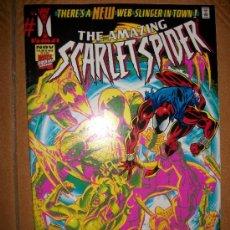 Cómics: THE AMAZING SCARLET SPIDER - PARTE 2 DE 4 - ENGLISH . Lote 38859132