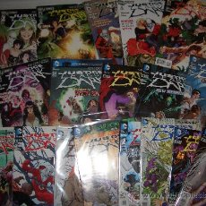 Cómics: JUSTICE LEAGUE DARK #0-16, ANNUAL 1 (DC COMICS, 2011-2013). Lote 38939346