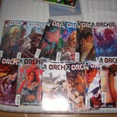 Cómics: ORCHID (DARK HORSE, 2011-2012). Lote 39036916