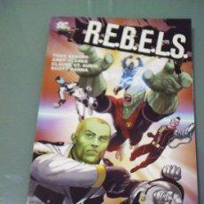 Cómics: R.E.B.E.L.S. THE COMING OF STARRO. EN INGLÉS.. Lote 39178370