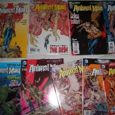 Cómics: ANIMAL MAN #0-18, ANNUAL #1 (DC COMICS 2011-2013). Lote 39272558