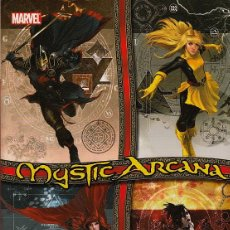 Cómics: MYSTIC ARCANA HC (MARVEL,2007) - BLACK KNIGHT - MAGIK - SCARLET WITCH - SISTER GRIMM. Lote 39411855