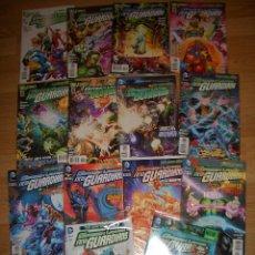 Cómics: GREEN LANTERN NEW GUARDIANS #0-13 (DC COMICS 2011-2013). Lote 39469147