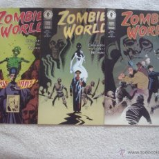 Cómics: # ZOMBIE WORLD, CHAMPION OF THE WORMS BY MIKE MIGNOLA & PAT MCEOWN, DARK HORSE. Lote 39616773