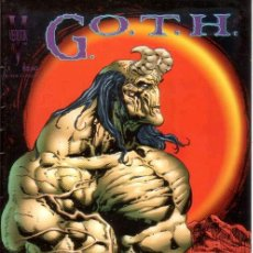 Cómics: COMPLETA - GOTH # 1 AL 3 (VEROTIK,1995) - GLENN DANZIG - LIAM SHARP. Lote 40028352